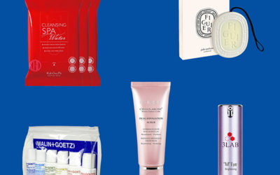 Must-Have Travel Beauty Items